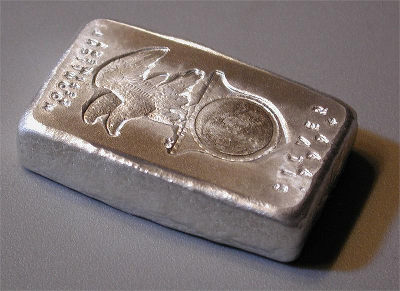 Moonlight Refinery 5 Troy Oz 999 Silver Bar Quot May 2012